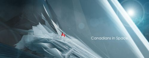 canadians in space by NextTuesdayDesign