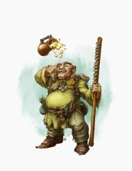 Monk by butterfrog