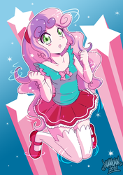 Sweetie Bubblegum by DANMAKUMAN
