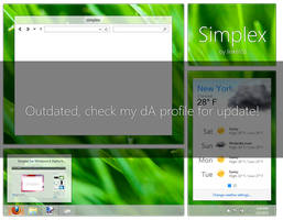 Simplex beta for Windows 8 by link6155