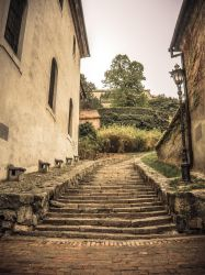 Stone stairs by sa-photo