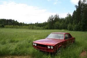 Ford Taunus by Rovis2
