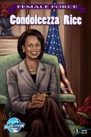 Condoleezza Rice  Female Force by VinRoc