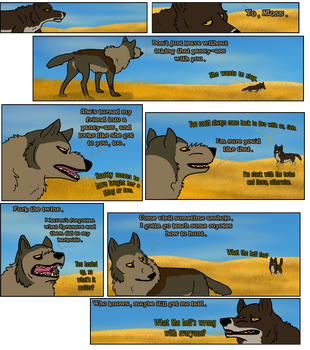 Best of Bad Decisions: pg298 by Songdog-StrayFang