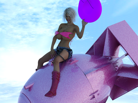 How I Learned to Stop Worrying and Love the Bimbo by AdiabaticCombustion