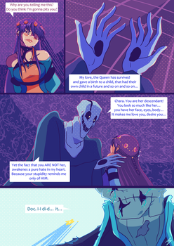 Undertale comic - Hellsiblings - 90 by marvyanaka
