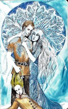 The Snow Queen - The Price of Obedience by juliet999
