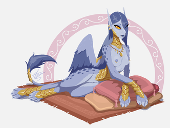 Lounge by PhidippusOfMystery