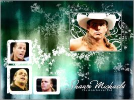 HBK Shawn Michaels Wallpaper by Y2Natalie