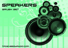 Speakers by Taze485 by Kowaresou
