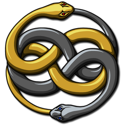 Gold and Silver Auryn by paulrich