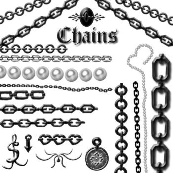 Chain brushes by Crystall92