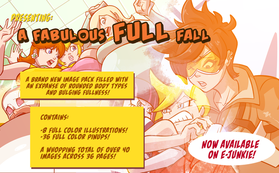 A Fabulous Full Fall by Axel-Rosered