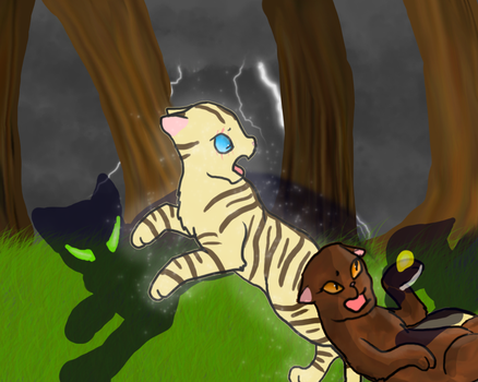 The fall of mousefur by Shatterwing123