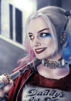 Harley Quinn by umigraphics