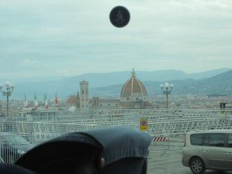 Another view of Il Duomo from near the Belvedere by EJKorvette