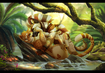 Jungle Fever by Kitchiki