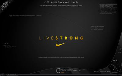 Minimal_LiveStrong_Simple by asterix707