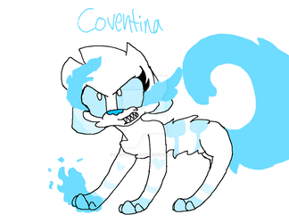 Coventina by Imnotgivingup