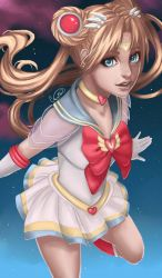 Sailor Moon by AgentHojo