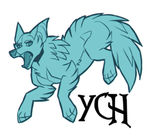 Canine YCH Auction 18 (CLOSED) by Monstaria