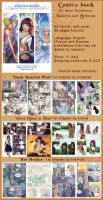 Comic book ~SOLD~ by sionra