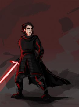 Kylo by theTieDyeCloak