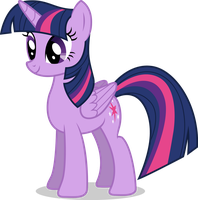 Alicorn Twilight by The-Crusius