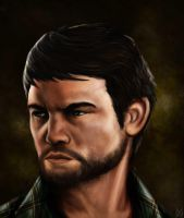 Young Joel - the Last of Us by XantheUnwinArt