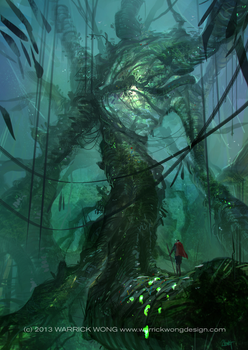 Heart of the Forest by waLek05