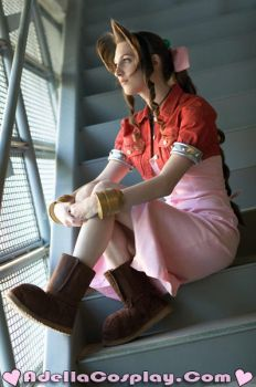 Aeris Gainsborough - Costume by Adella