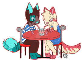 [Com] Watermelon smoothies by Qu33n-Gr33n