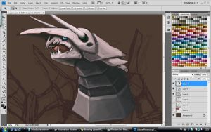 Aggron WIP