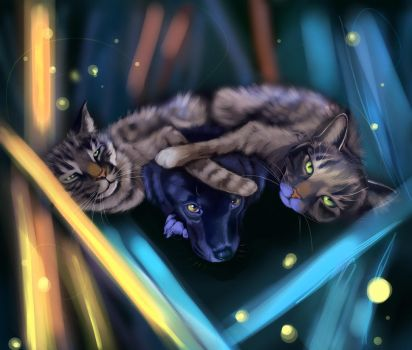 Commission For Lauren's Birthday by Followthepaws