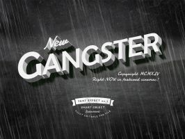 Old Movie Titles Text Effects by absolut2305