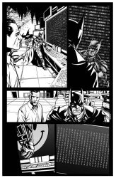 Batman: Arkham Origins Week 4 Page 62 by druje
