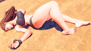 Chun Li Laid Out by laidoutgirls