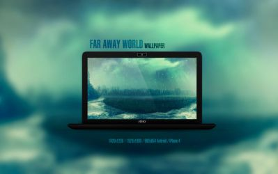 Far Away World Wallpaper by Martz90