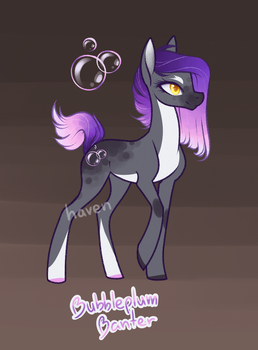 Pony Auction CLOSED by Haventide