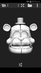 Funtime Freddy model by hibridofazber