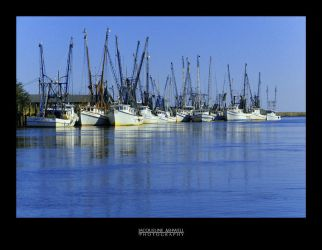 In Port by Isquiesque