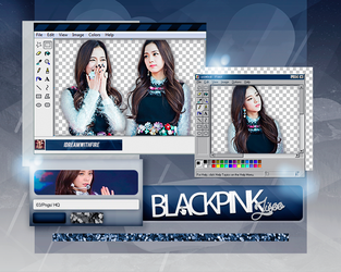 Pack Png 152 | BLACKPINK | Jisoo | #2 by IDreamWithFire