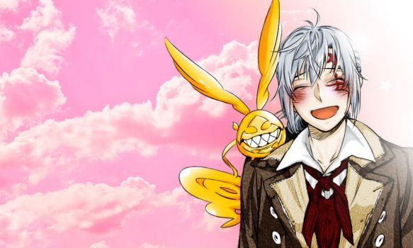 Allen Sketch Coloring by Love-Is-Hell