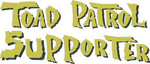 Toad Patrol Supporter Logo by Tinker-Jet