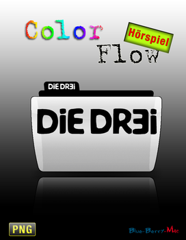 ColorFlow - DiE DR3i by Blue-Berry-Mac