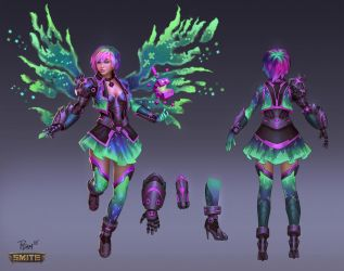Pixel Chaos Discordia by PTimm