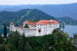 Bled castle, Slovenia 1 by wildplaces