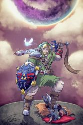 Badass Link Redesign by crula