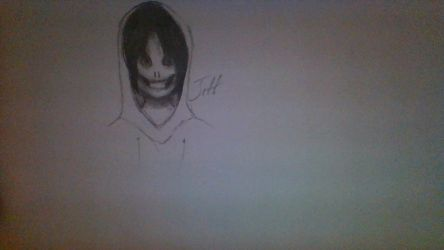 Jeff The Killer by antiscribbles