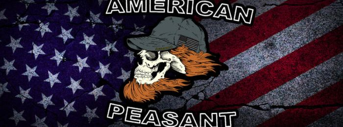 American Peasant - Facebook Banner by hassified